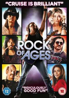 Film Review: Rock of Ages.  Good ol' cotton candy fluff - loved it! Got one star but worth more IMHO! Sometimes you just want mindless enjoyment, not to have to think too hard. I loved the music too.