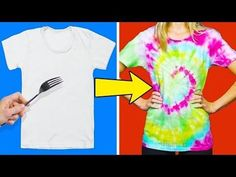 20 COLORFUL AND SIMPLE CLOTHING HACKS FOR CHILDREN - YouTube