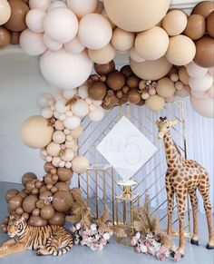 Deco Baby Shower, Baby Shower Balloons, Shower Party, Baby Shower Parties, Baby Shower Themes, Baby Boy Shower, Baby Shower Decorations, Baby Showers, Shower Favors