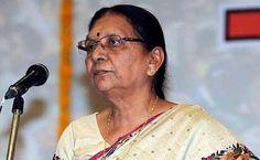 Anandiben Patel Breaks Down As Young Girl Spoke On Female Foeticide