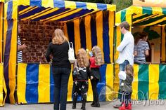 Side Stalls are a great way to add some fun, interactive entertainment to your party!