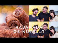 RABANADA DE NUTELLA feat. Jacaré Banguela | O Bigode na Cozinha 20 #ICKFD - YouTube