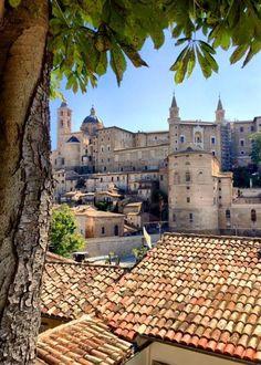 Urbino, Italy | Sogno Italiano