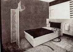 Mesa Ajustable E1027, Eileen Gray, 1927