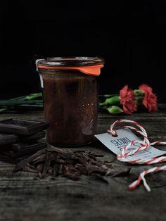Konfitura Śliwka z czekoladą • Słoiki