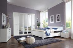 Chambre a coucher contemporaine adulte: vente lit double ...