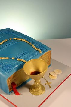First Communion Bible | Flickr - Photo Sharing!