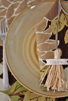 remarkable michigan exposures office thanksgiving decorations | 20 Best Raffia Crafts for Children images | Raffia crafts ...