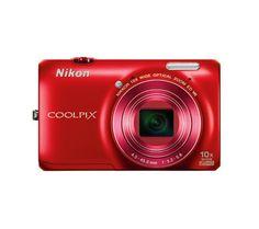 Nikon Coolpix S6300 16MP 10X Optical...     $129.99