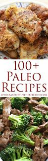 Barefeet In The Kitchen: 100+ Paleo Recipes