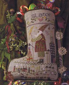 Slater's Stocking | Shepherd's Bush