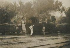Riettrein bij Soerabaja 1929