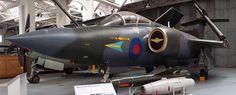 Hawker Siddeley BuccaneerS2B 1968 Imperial War Museum Duxford