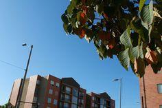 Cielo azul en Madrid Cundinamarca