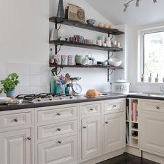 Küchen Küchenideen Küchengeräte Wohnideen Möbel Dekoration Decoration Living Idea Interiors home kitchen - Weiß traditionelle Küche