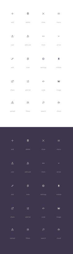 Pixel-Art Icon Set Small icon set created by Eder Rengifo.
