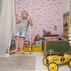 Today I want to show you fresh, vivid kids rooms. Kids have stuff, and they're not always neat. They usually love to display their artwork, their rooms are filled with toys and they love to add stickers and posters on the wall. In real children's spaces, we mix cheaper and more expensive solutions, old and new […]