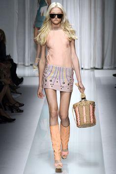 Versace Spring 2010 RTW