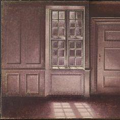 Moonlight, Strandgade 30 Vilhelm Hammershøi (Danish, Copenhagen 1864–1916 Copenhagen) Date: 1900–1905