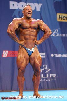 Thomas Benagli (American Bodybuilder)