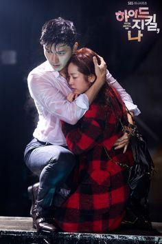 The romance begins between HAN JI-MIN AND HYUN-BIN on the drama HYDE, JEKYLL AND ME.