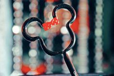 Cute minnie mouse thing... :P