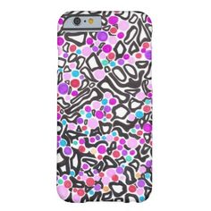 Fashion Pattern Barely There iPhone 6 Case -- SAVE 50% on cases with code CASEDEAL4DEC!!!  Saturday December 6 only!!!