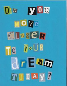 Didn't you?  Może czas coś zmienić w swoim życiu? Mam na taką zmianęświetny pomysł :)