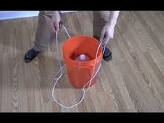 In today's video 5 useful rope knot hacks and tricks. Check out my DIY and Hacks channel for your next DIY or Hacks project! Hanging Flower Pots, Hanging Rope, Hanging Plants, Rope Plant Hanger, Survival Knots, Life Hacks, Rope Tying, How To Make Rope, Rope Knots