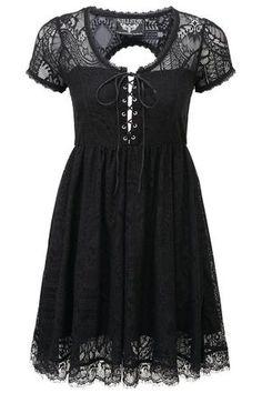 Bella Morte Lost Babydoll Dress [B] | KILLSTAR
