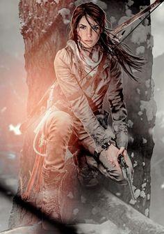 Rise of the Tomb Raider - Lara Croft Lara Croft: Tomb Raider, Tomb Raider Game, Warrior Girl, Warrior Princess, Game Character, Character Design, Tom Raider, Laura Croft, Rise Of The Tomb