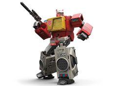 Transformers Generations Titans Return Leader Wave 01 - Blaster - Transformers Titans Return Titans Return Leaders