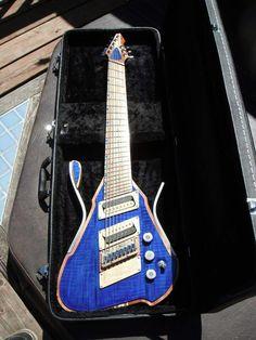 8 string guitar