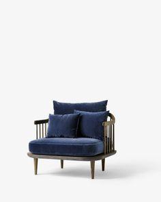 &Tradition Fly Chair | Artilleriet | Inredning Göteborg