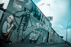 Don't Miss These 10 Must-See Sites in Berlin: Berlin's East Side Gallery