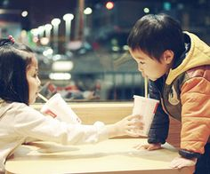 asian couple <3