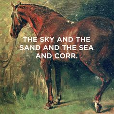 the scorpio races quotes / classical paintings bailing a spiller, henry scott tuke the english horse of m. Maggie Stiefvater Books, The Scorpio Races, Racing Quotes, Star Wars, Book Tv, Dnd Characters, Book Fandoms, Fanart, Signs