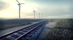 Lumion 4.0 Railroad Tracks, 3d, Studio, Architecture, Study, Studying