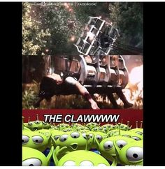 The claw!!