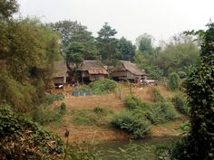hill tribes of chiang rai | Michelle's Thailand Adventures