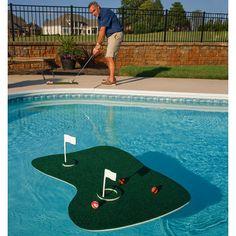Aparte manier om je golf skills te verbeteren