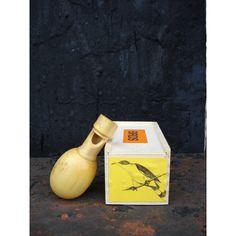 Sweet Bella Bird Call at Scissor - $50.  Black Billed Cuckoo
