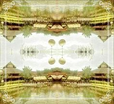 #mirror #resto #view #bintaro #lake