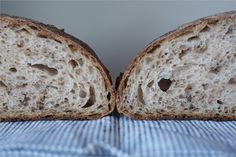 Naturally leavened sourdough bread using spent beer grains as a mix-in. Wonderful, wheaty flavor!