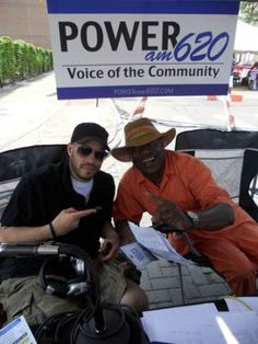 Jus Mic and Dr. Rick Wright in Syracuse, NY Luther Vandross, New York S, Show Us, Old School, The Voice, Community, Baseball Cards