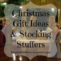 Shower of Roses: 2017 Christmas Gift Ideas & Stocking Stuffers {Plu...