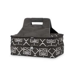 black lattice casserole carrier.  love mine