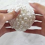 So pretty and satisfying Le Slime, Slimy Slime, Slime Gif, Diy Crafts Slime, Slime Craft, Oddly Satisfying Videos, Satisfying Things, Pretty Slime, Slime And Squishy