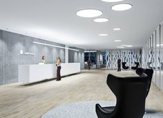 The best light for offices – Light creates identity