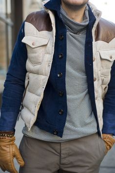Mens style - guantes